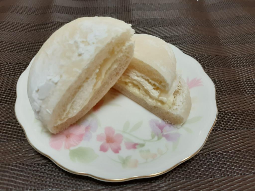 雪見だいふくみたいなパン